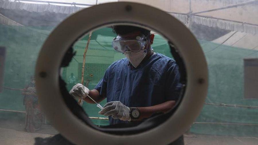 Ấn Độ ghi nhận hơn 360.000 ca nhiễm Covid-19 mới