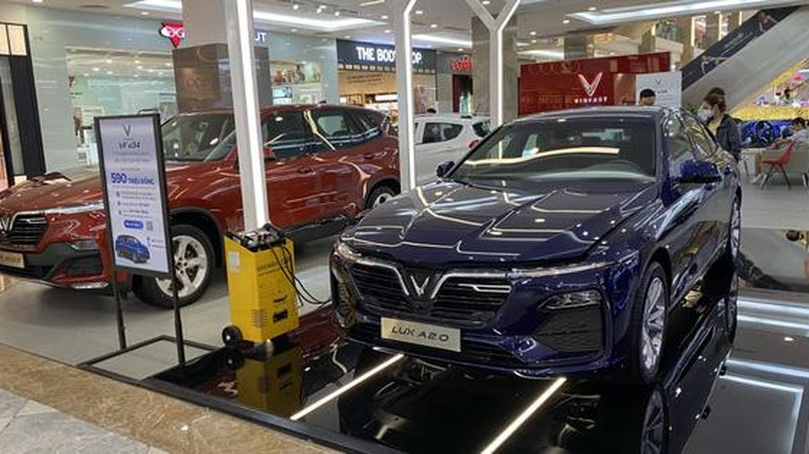 Tiêu thụ xe VinFast đi ngược thị trường