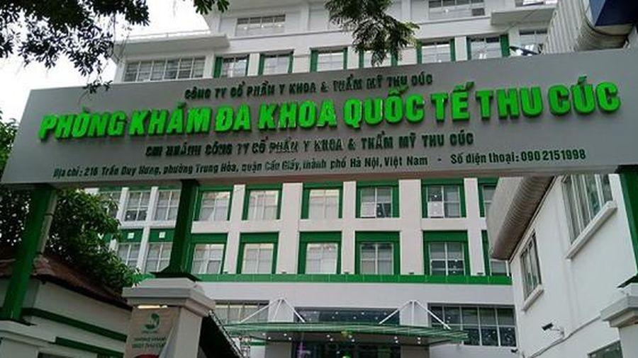 Bệnh viện Thu Cúc 'từ chối tiếp nhận bệnh nhân có yếu tố dịch tễ' là sai hay đúng?