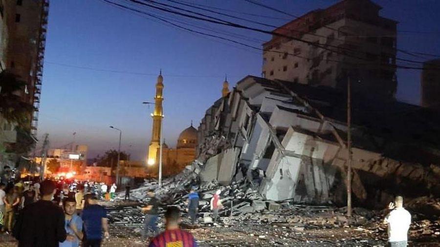 Xung đột Israel - Palestine tiếp tục leo thang nguy hiểm
