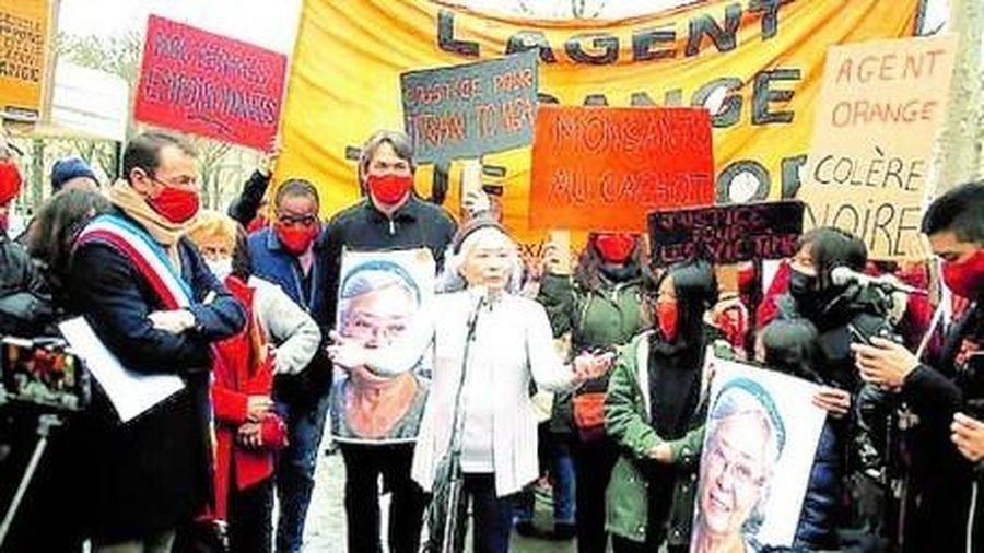 Vụ kiện chất độc da cam ở Pháp: Hội nạn nhân chất độc da cam/dioxin Việt Nam lên tiếng ủng hộ bà Trần Tố Nga
