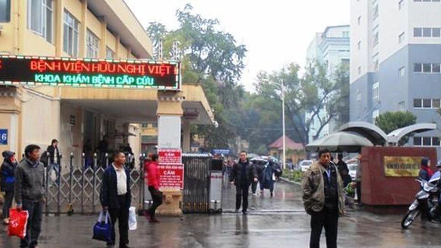 Người đàn ông tử vong khi rơi từ tầng 5 Bệnh viện Việt Đức
