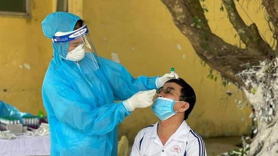 Kết quả xét nghiệm hơn 1.000 người Nghệ An về từ Bệnh viện K Tân Triều