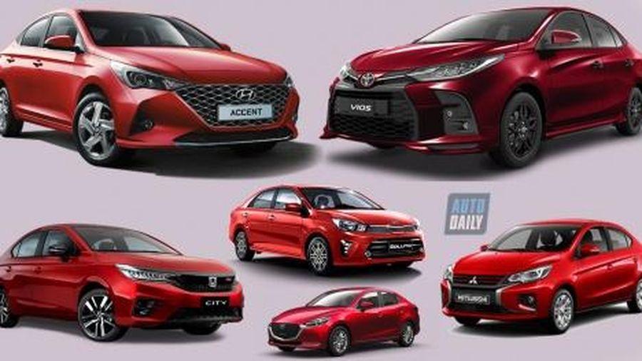 Loạt xe ô tô 4 chỗ giá đã rẻ nay lại được giảm giá mạnh tại Việt Nam