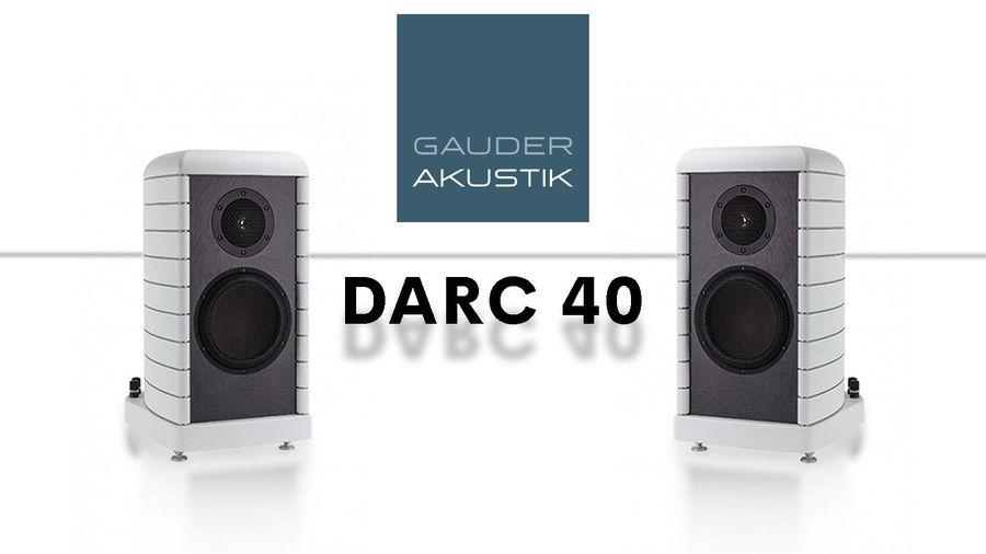 Gauder Akustik DARC 40 - Loa bookshelf tiền tỉ có khả năng tải 'lượng' âm thanh đáng nể