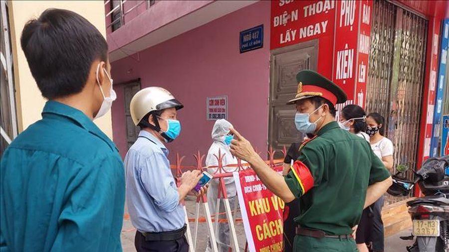 Thêm các ca nhiễm SARS-CoV-2 tại Thái Bình, Thừa Thiên - Huế