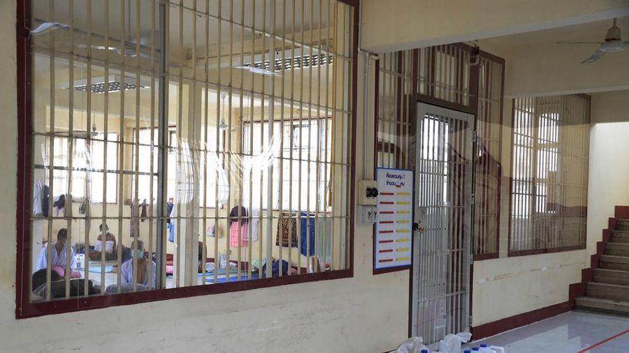 Gần 3.000 tù nhân, nhân viên tại nhà tù Thái Lan mắc COVID-19