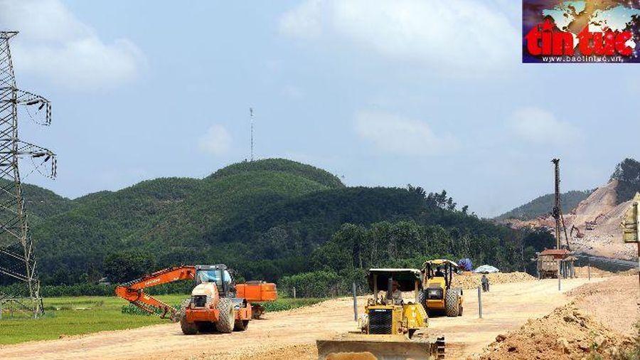 Triển khai xây dựng dự án Diễn Châu - Bãi Vọt thuộc cao tốc Bắc Nam