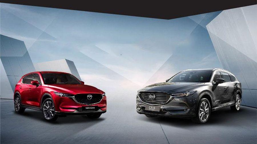 Tầm giá 1 tỷ đồng, chọn Mazda CX-5 AWD hay Mazda CX-8 Luxury?