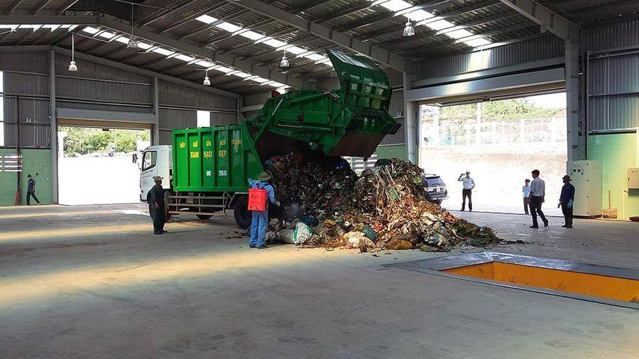 Công ty Menart của Bỉ triển khai nhiều dự án xử lý rác thải sinh hoạt tại Việt Nam