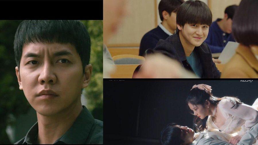 Phim của Jang Na Ra rating giảm - Phim của Lee Seung Gi và Kim Bum cạnh tranh căng thẳng
