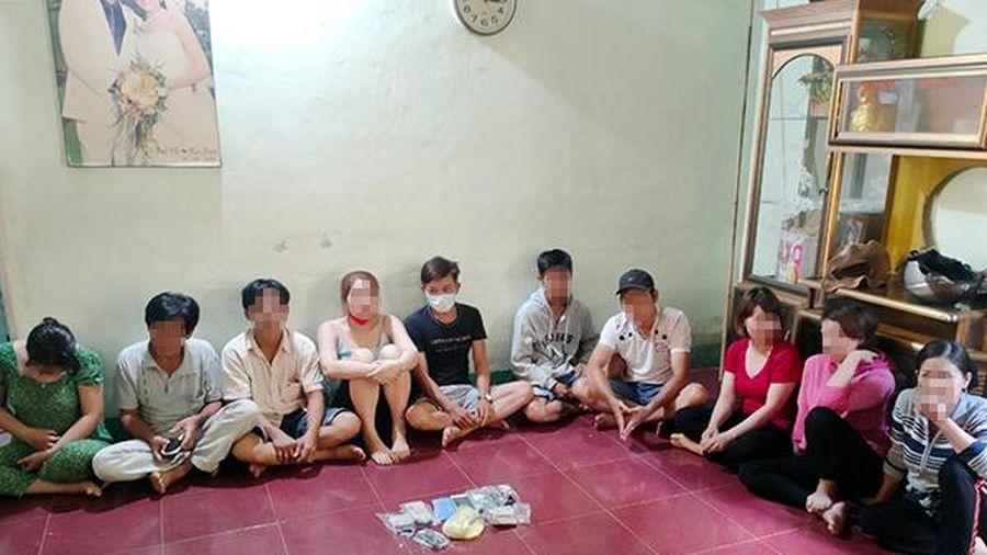 Công an TP.Long Khánh: Liên tục bắt đánh bạc