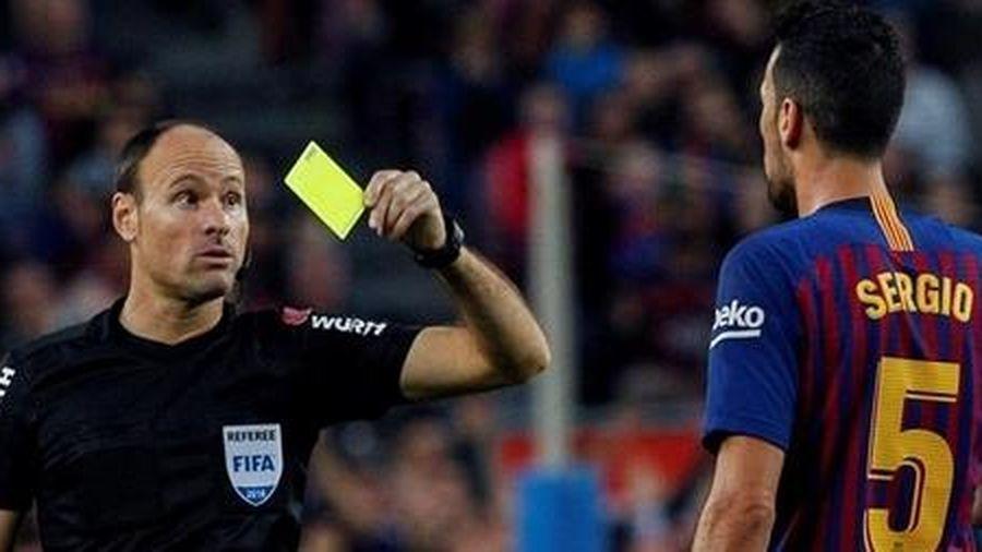 Chung kết Champions league: ManCity đụng phải vị trọng tài 'đầy ân oán'