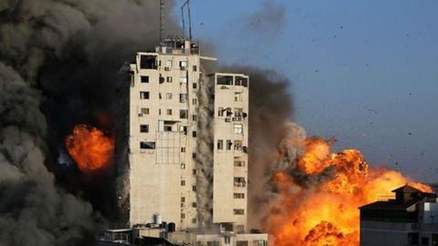 Hamas tấn công sâu vào nội địa Israel, nhiều người thiệt mạng