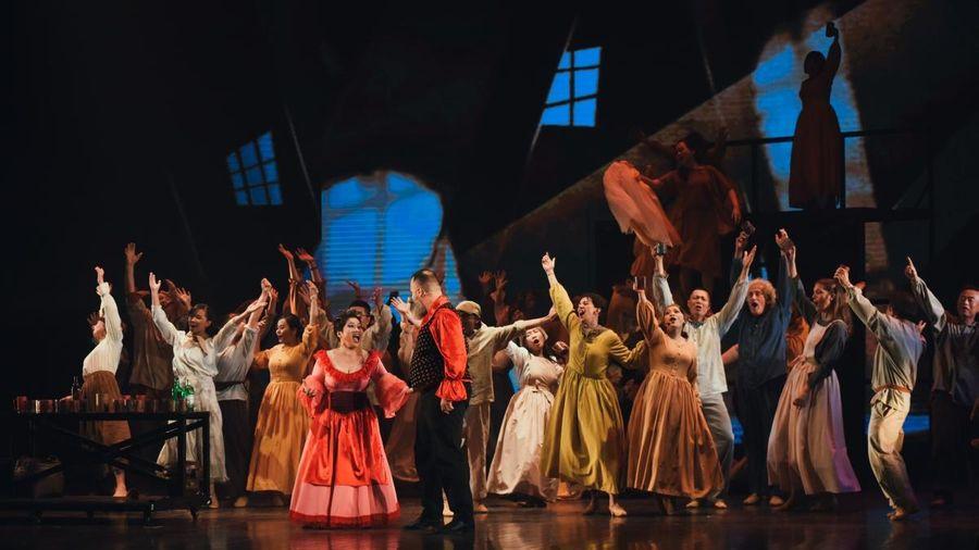 Nhà hát Nhạc Vũ Kịch Việt Nam hoãn lưu diễn vở nhạc kịch 'Những người khốn khổ'