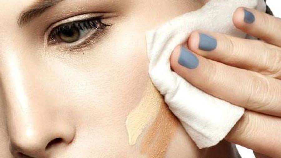 5 sản phẩm làm đẹp có thể gây tổn thương da