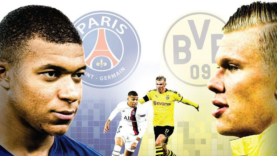 Ronaldo nhắc nhở Mbappe và Haaland