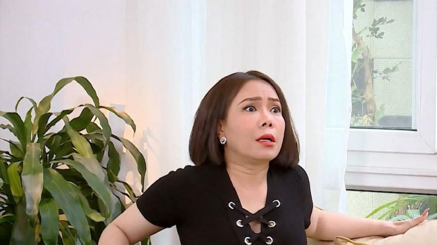 Việt Hương run rẩy khi nghe Lê Dương Bảo Lâm mắng chửi?
