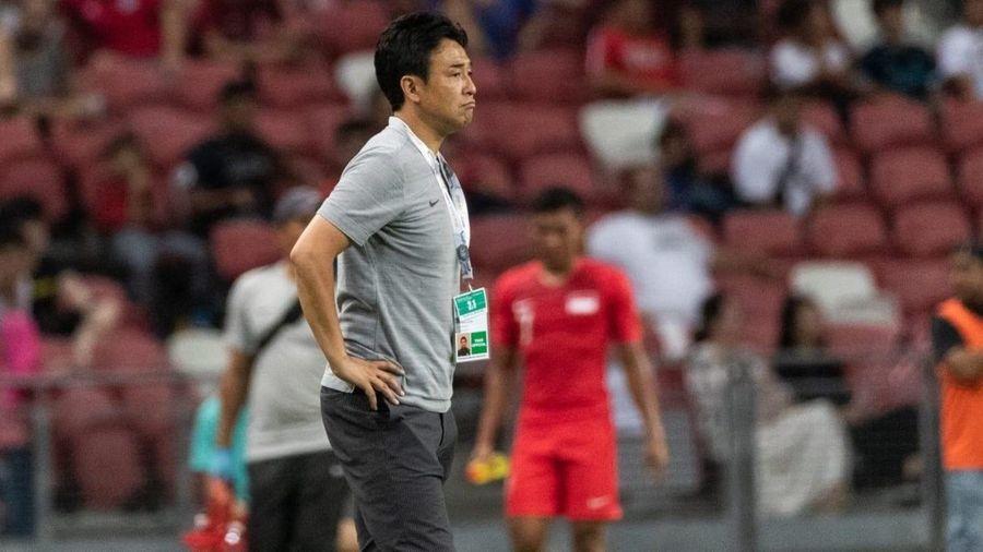 HLV Yoshida gọi ba anh em ruột vào tuyển Singapore