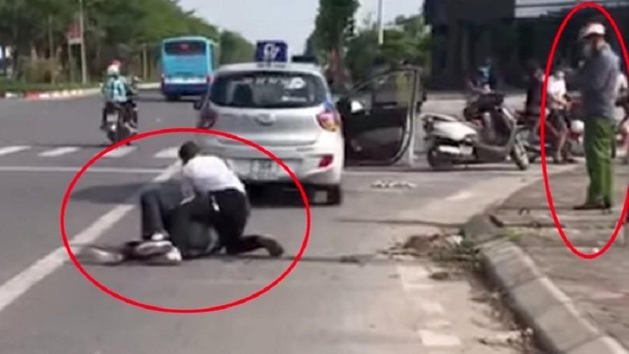 Bộ Công an khen tài xế taxi khống chế kẻ bị truy nã giết người