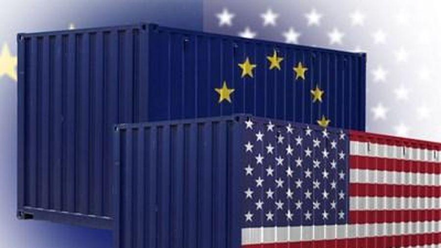 Đối thoại hạ nhiệt tranh chấp thương mại Mỹ - EU
