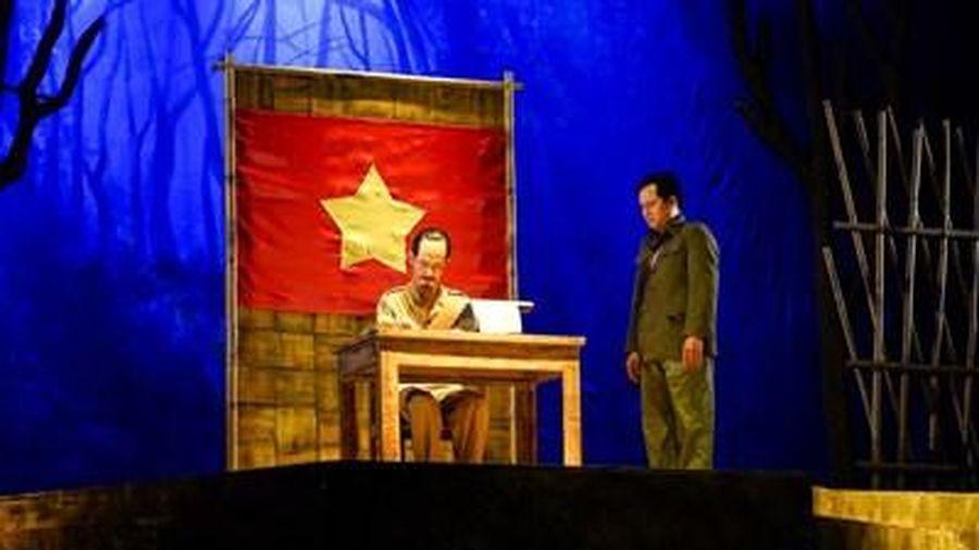 Cuộc đời và sự nghiệp của Chủ tịch Hồ Chí Minh luôn là nguồn cảm xúc vô tận của các văn nghệ sĩ