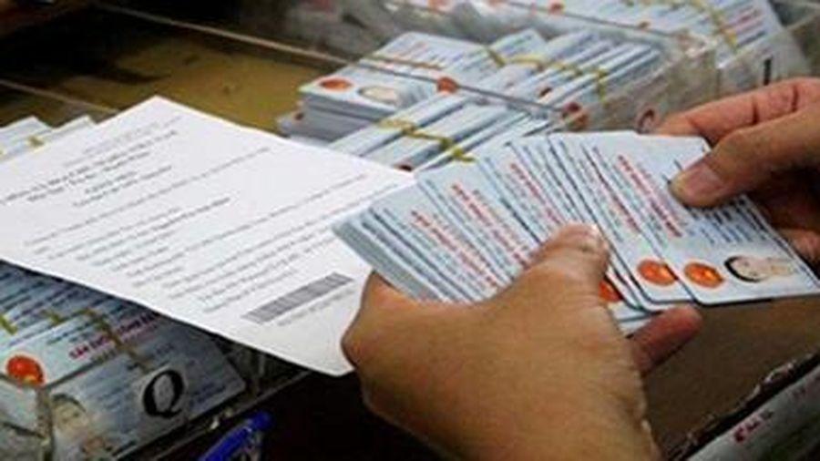 Làm gì khi thông tin trên thẻ căn cước công dân gắn chip bị sai?