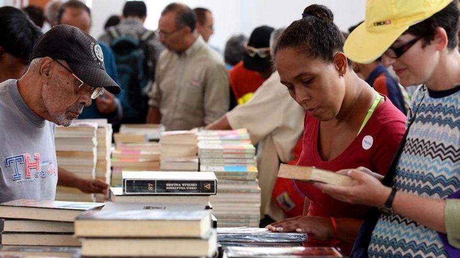 Việt Nam sẽ là khách mời danh dự tại Hội chợ sách quốc tế Venezuela