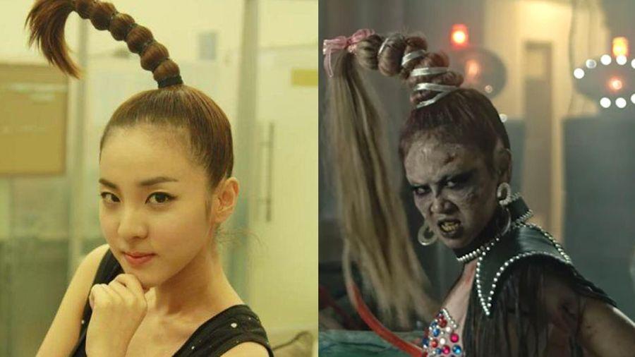 Bản hit của Sandara Park xuất hiện trong phim xác sống