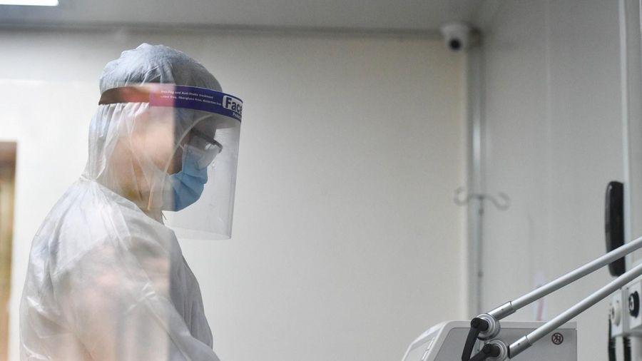 Một bệnh nhân Covid-19 được tiên lượng tử vong