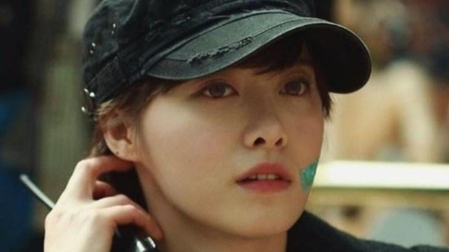Sau ly hôn, Goo Hye Sun trở lại làm phim