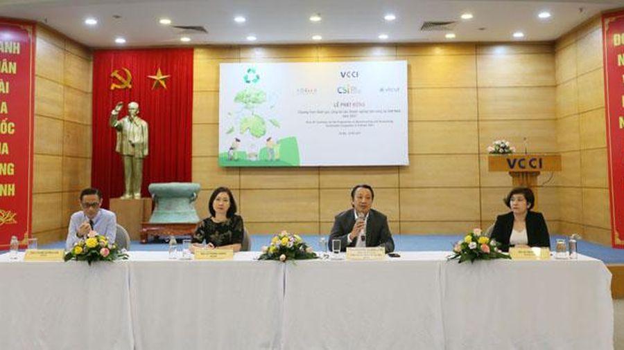 Phát động chương trình đánh giá, công bố doanh nghiệp bền vững tại Việt Nam