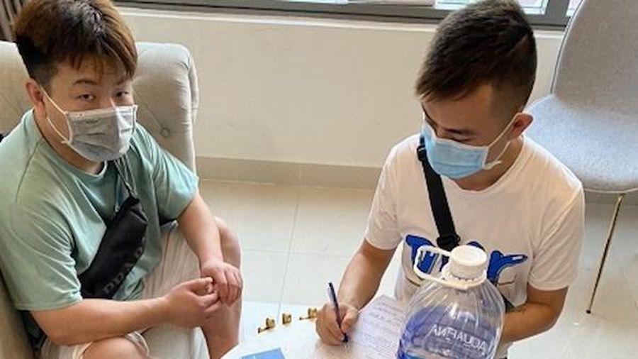 TP Hồ Chí Minh: Phát hiện 3 người nhập cảnh trái phép lưu trú trong chung cư ở quận 4