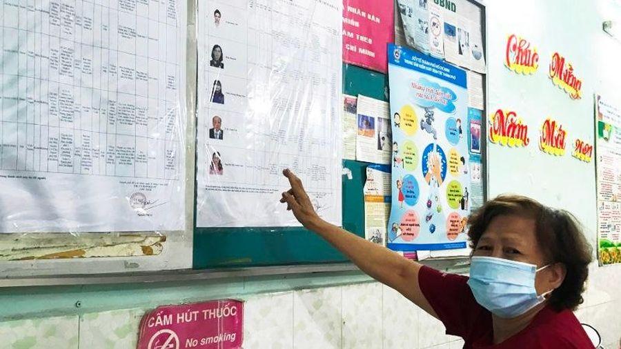 TP Hồ Chí Minh: Sẵn sàng phương án phòng, chống dịch Covid-19 trong ngày bầu cử