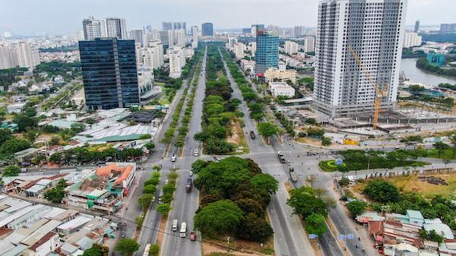 TP Hồ Chí Minh: Đề xuất 30.000 tỷ đồng làm đường trên cao Cộng Hòa - Nguyễn Văn Linh