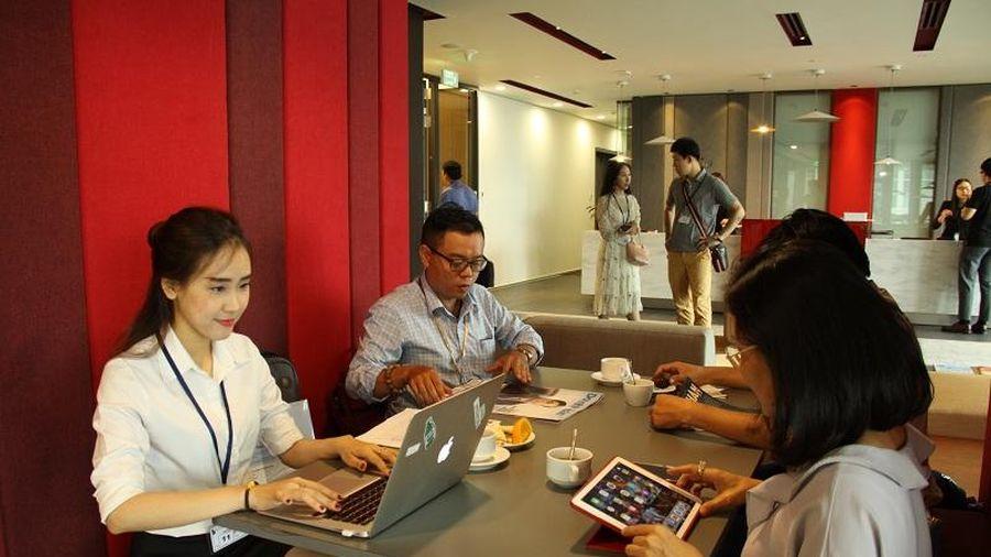 TP Hồ Chí Minh: Văn phòng cho thuê truyền thống vẫn 'sống khỏe' trong dịch Covid-19