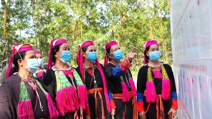 Vùng cao Bắc Giang rộn ràng trước ngày hội lớn