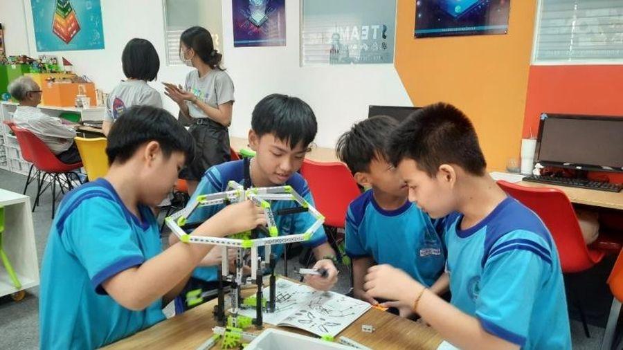 TP Hồ Chí Minh có 40 trường học tiên tiến, theo xu thế hội nhập