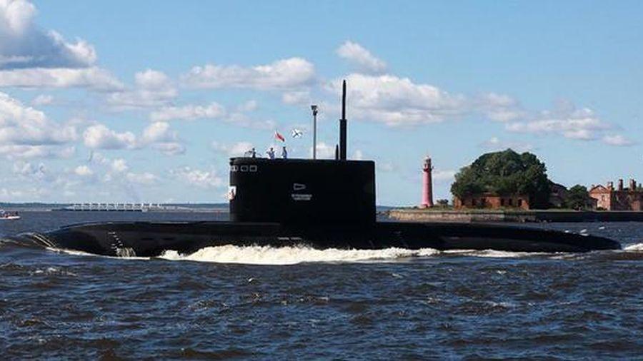 Hạm đội Baltic của hải quân Nga nhận được một loạt khí tài mới
