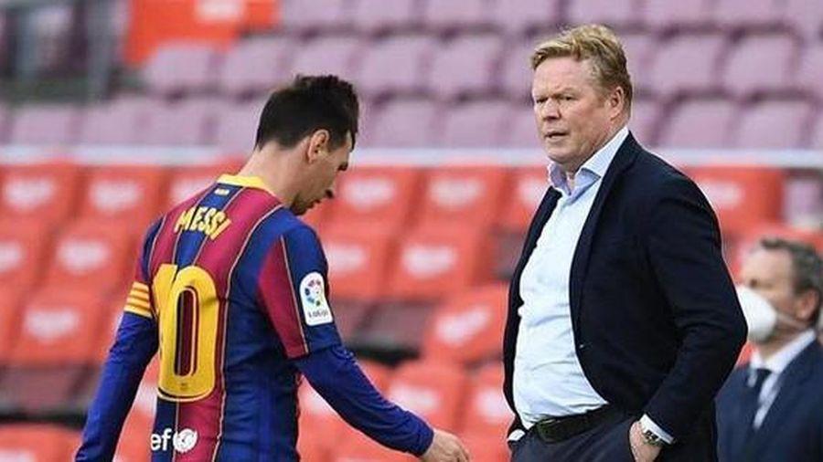 Ai sẽ thay thế Koeman ngồi ghế nóng Barca?