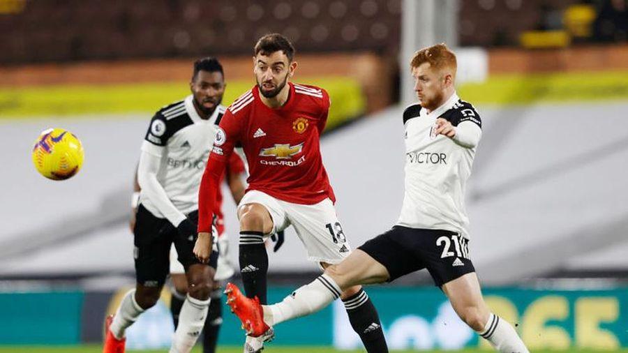 Trực tiếp MU vs Fulham: Quỷ đỏ giương oai