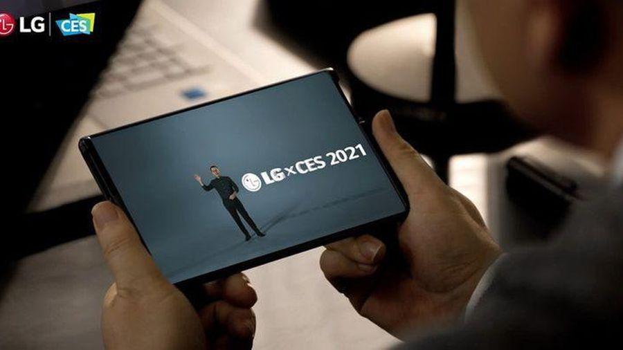 LG sale sốc Velvet 2 Pro, smartphone cuộn nhưng chỉ cho nhân viên ở Hàn Quốc