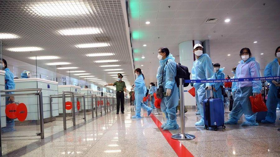 Lao động tạm dừng xuất cảnh đi Đài Loan do COVID-19 từ ngày 19/5