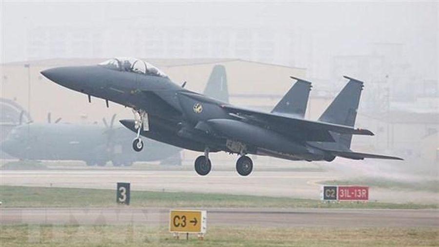 Không quân Hàn quốc tham gia cuộc tập trận đa phương do Mỹ dẫn đầu