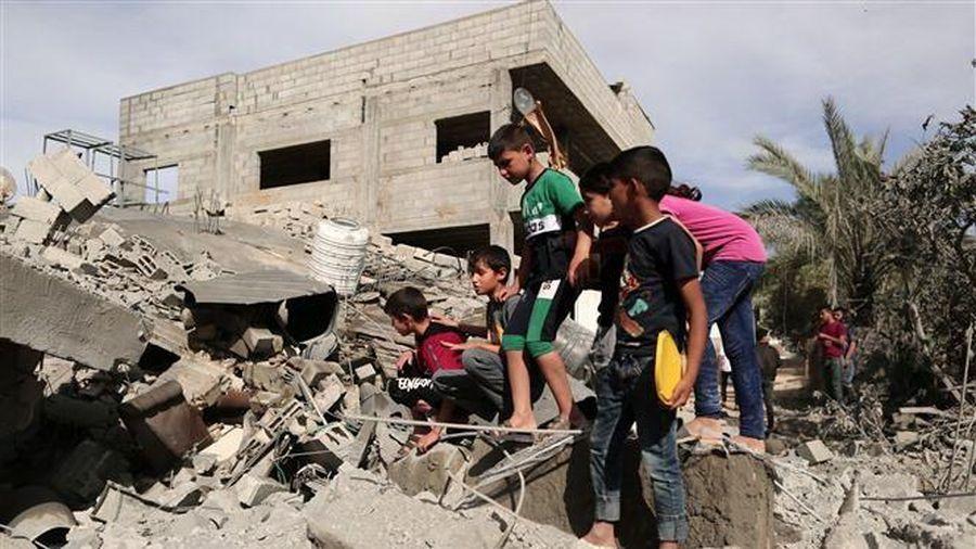 Liên hợp quốc: Hơn 52.000 người Palestine phải rời bỏ nhà cửa