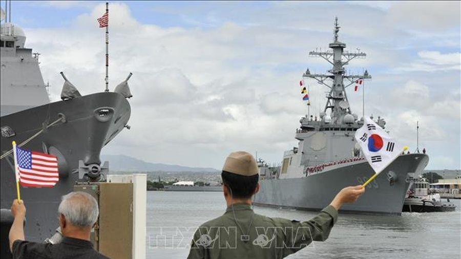 Không quân Hàn Quốc tham gia cuộc tập trận đa quốc gia do Mỹ dẫn đầu