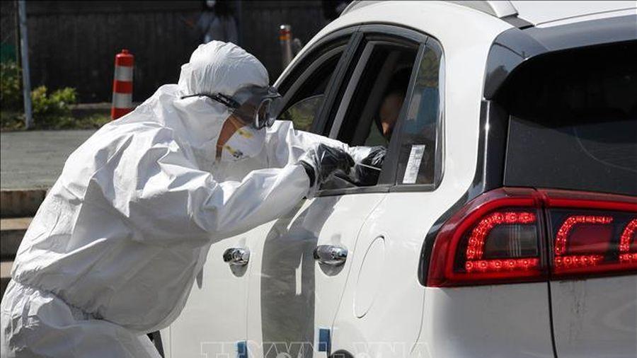 Hàn Quốc thắt chặt kiểm dịch nhằm ngăn đà tăng ca mắc biến thể mới