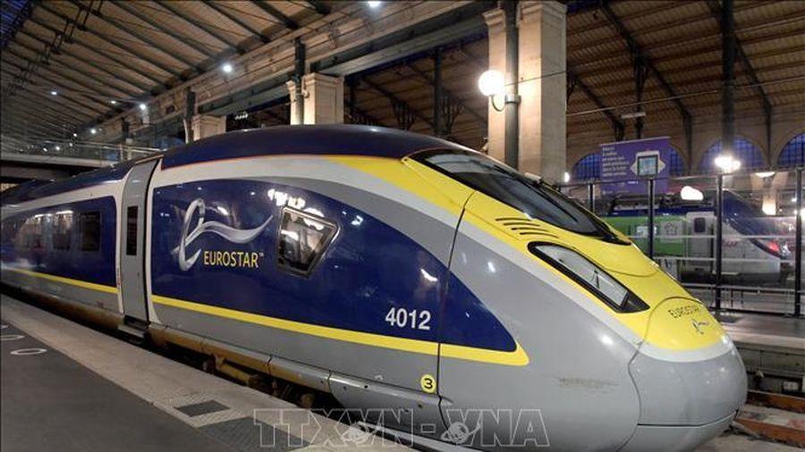Eurostar đạt thỏa thuận về gói cứu trợ 290 triệu euro