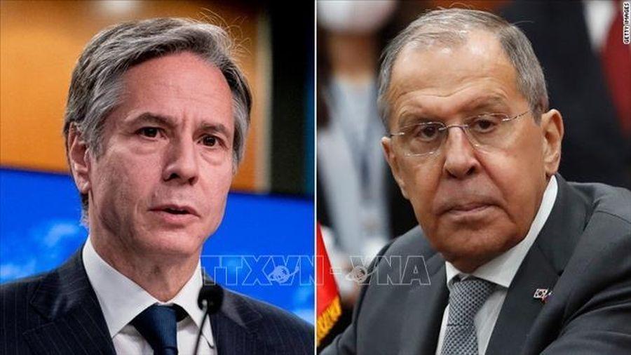 Nga - Mỹ phát tín hiệu hợp tác trước thềm cuộc họp Hội đồng Bắc cực
