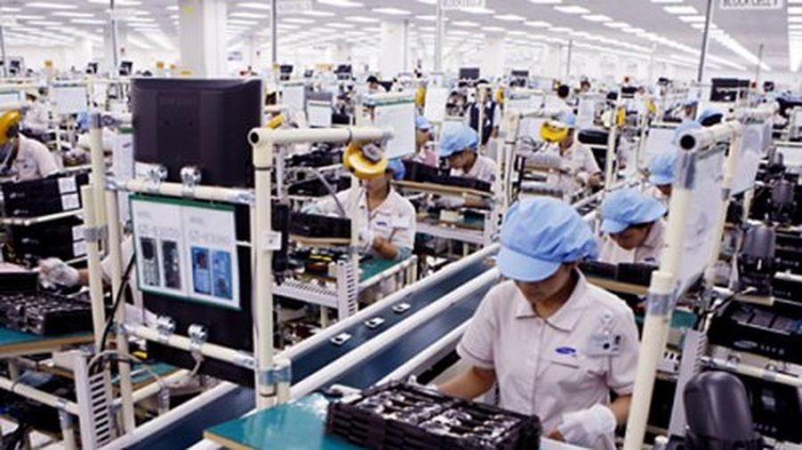 Việt Nam trong Top 5 nước sản xuất điện thoại lớn nhất trên thế giới